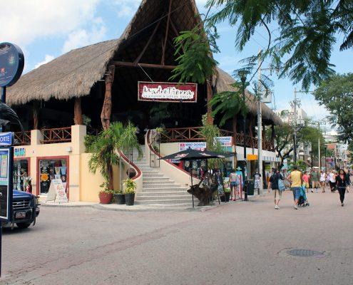 Playa Del Carmen Seafood Restaurant