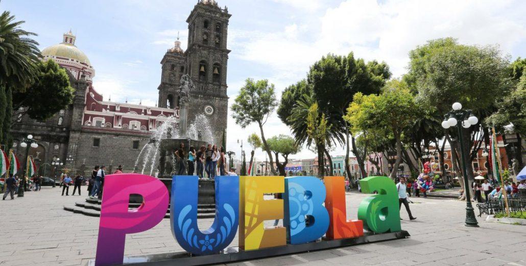Puebla Mexico Centro